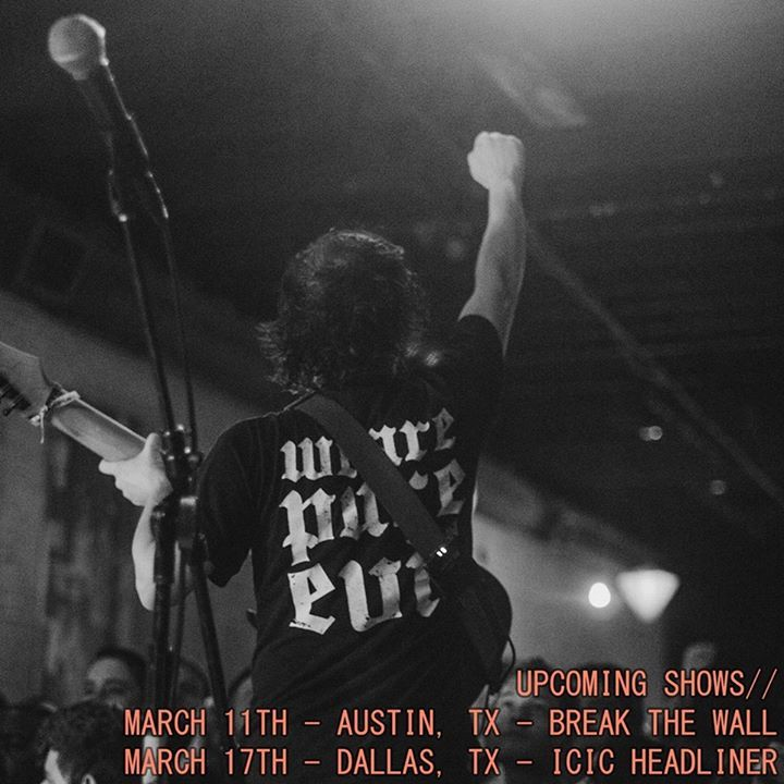 In Cycles In Circles Tour Dates