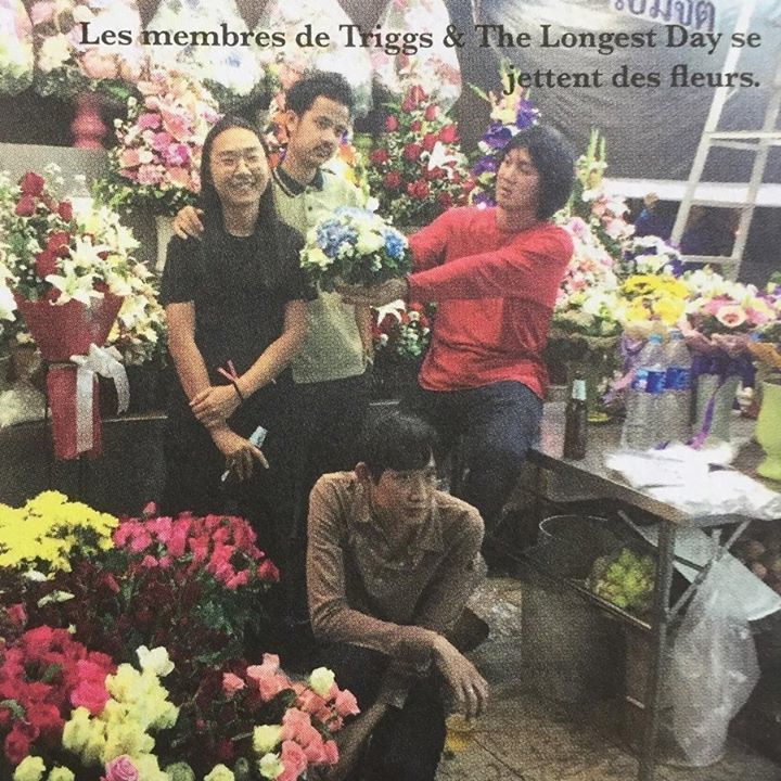 Triggs & the Longest Day Tour Dates