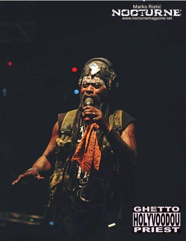 Ghetto Priest Tour Dates