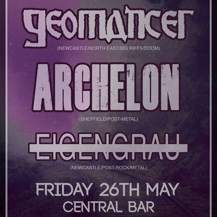 Geomancer Tour Dates