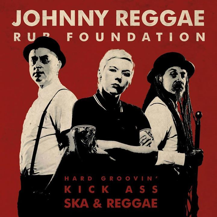 Johnny Reggae Rub Foundation Tour Dates