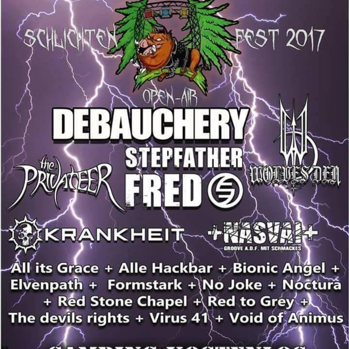 Virus 41 Tour Dates