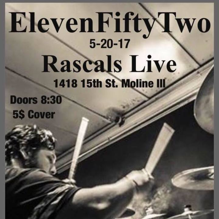 Eleven Fifty Two Tour Dates