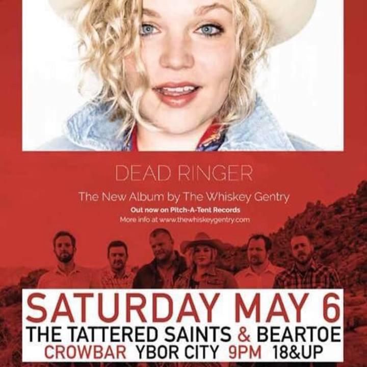The Tattered Saints Tour Dates
