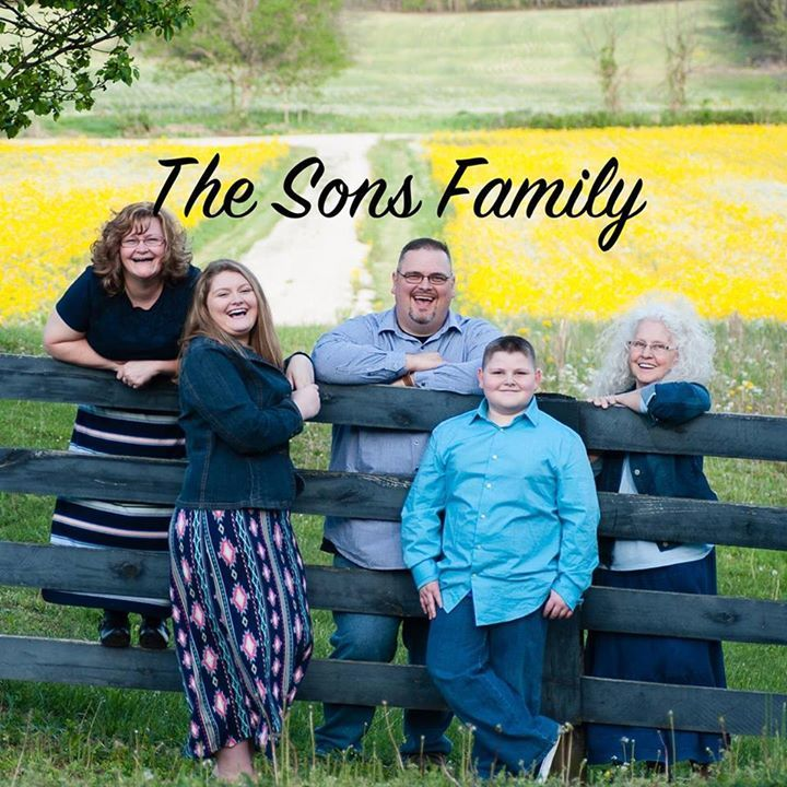 The Sons Family Tour Dates