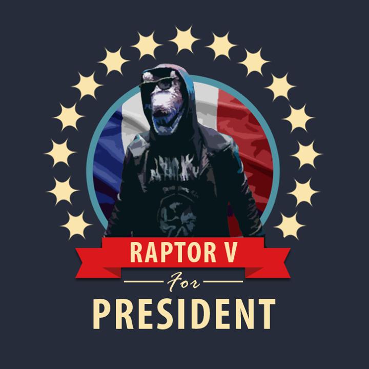 Raptor King Tour Dates