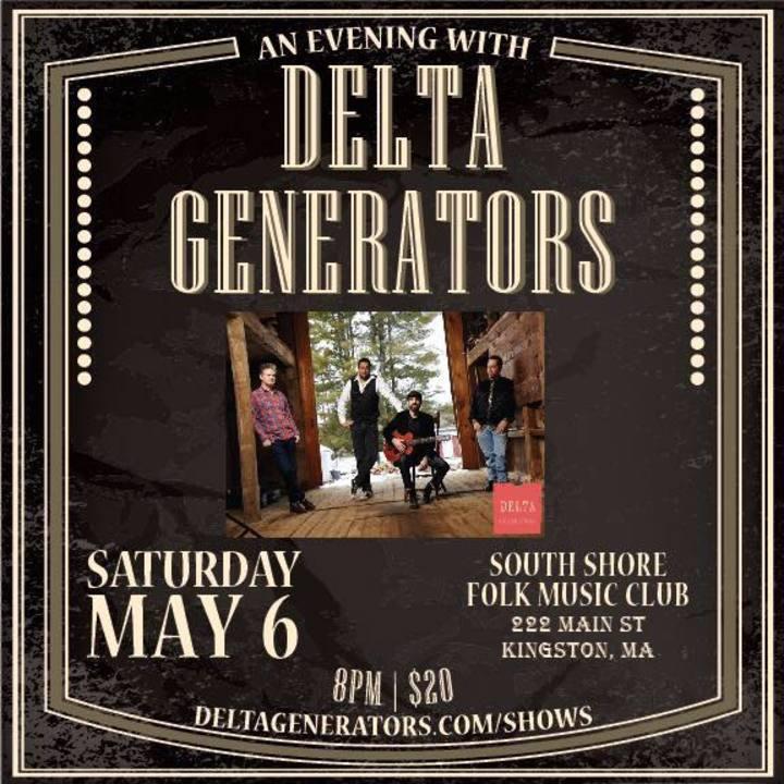 THE DELTA GENERATORS @ Theodore's Bbq - Springfield, MA