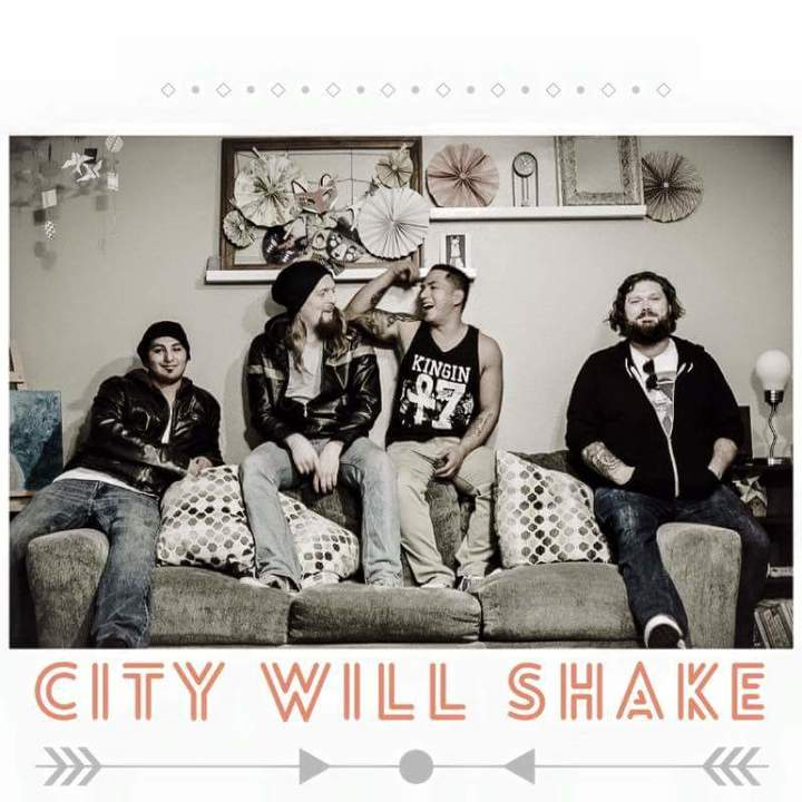 City Will Shake Tour Dates