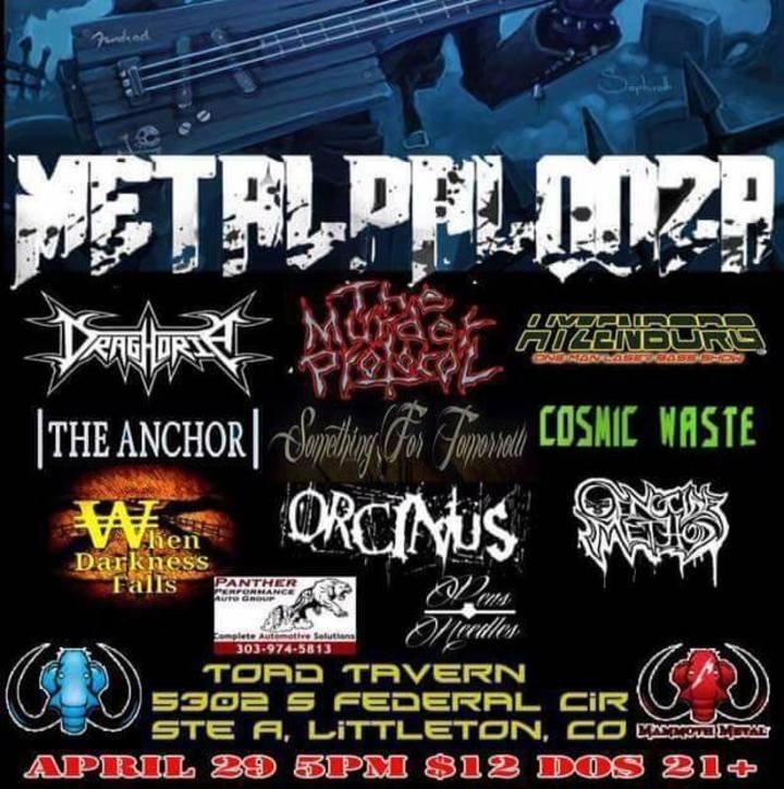 Genocide Method Tour Dates