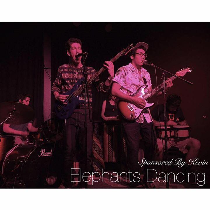 Elephants Dancing Tour Dates