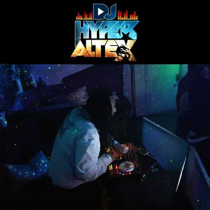 Dj Hyper AlteX Tour Dates