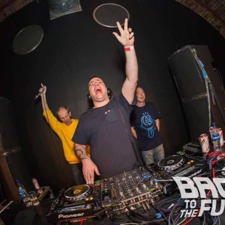 Marc Loage @ BTTF Presents: The Warehouse Party - Hogmanay 2016 - SWG3 - Glasgow, United Kingdom