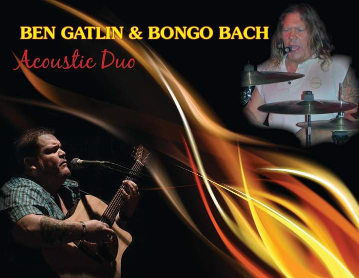 Ben Gatlin & Bongo Bach Acoustic Duo Tour Dates