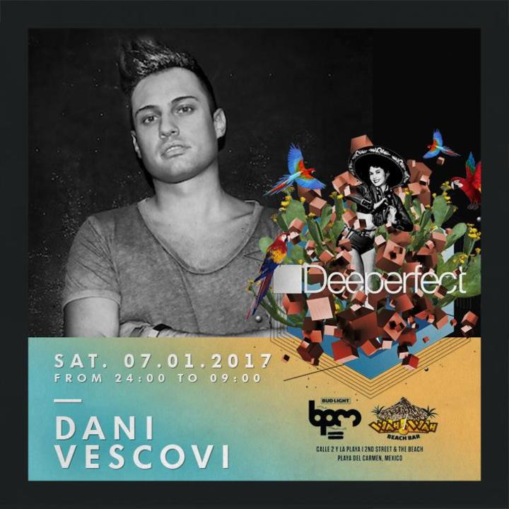 Dani Vescovi Tour Dates