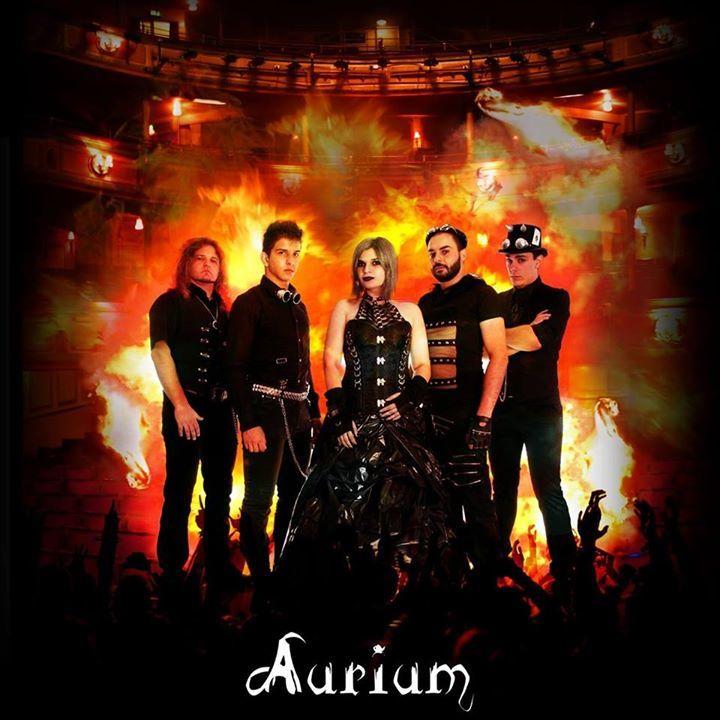 Aurium Tour Dates