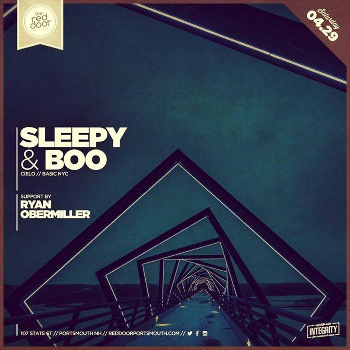 Sleepy & Boo Tour Dates