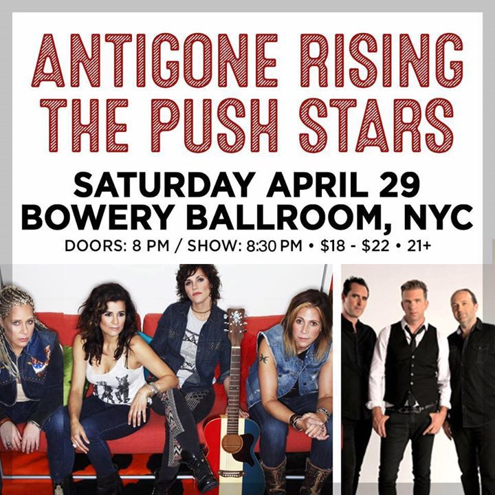 Antigone Rising @ Eddie's Attic - Decatur, GA