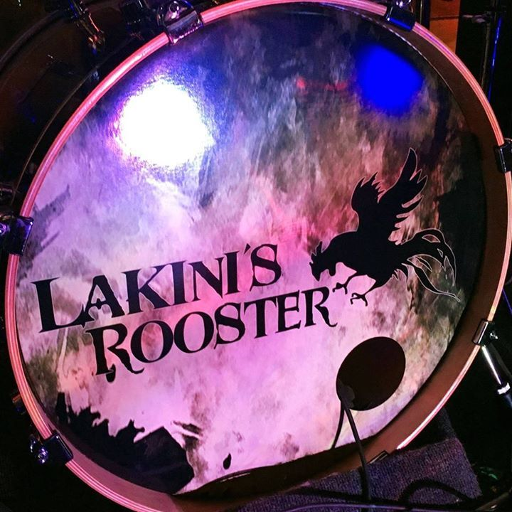 Lakini's Rooster Tour Dates