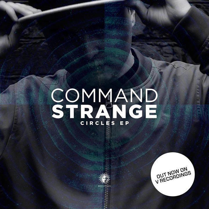 Command Strange Tour Dates
