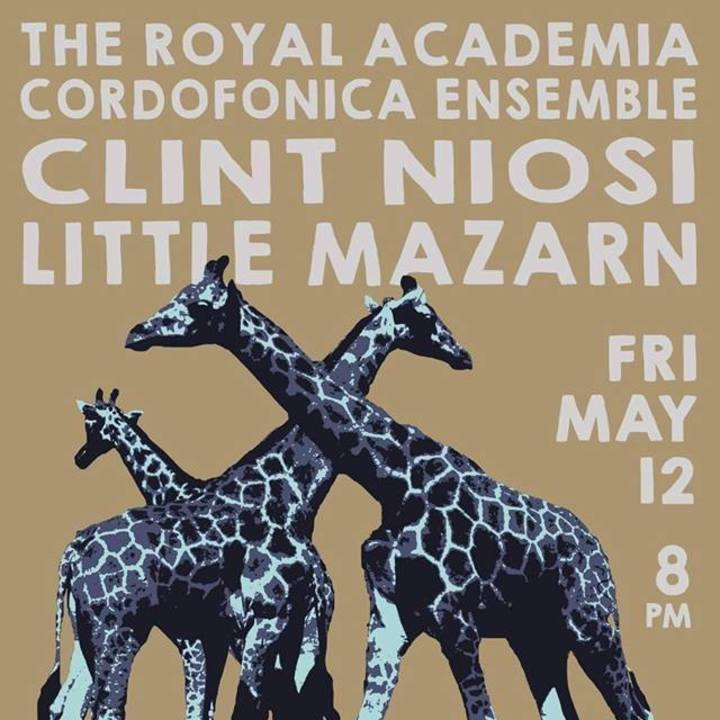 Little Mazarn Tour Dates