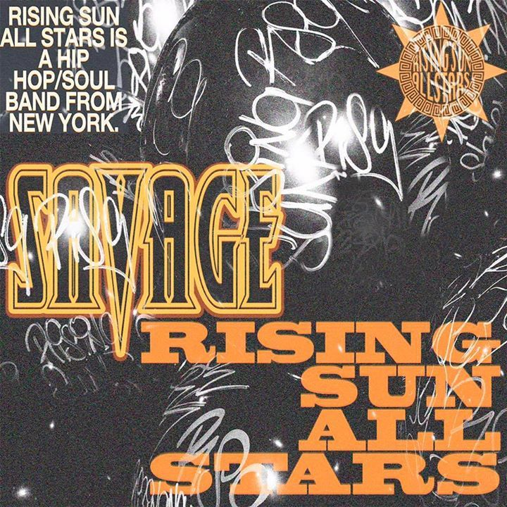 Rising Sun All Stars Tour Dates