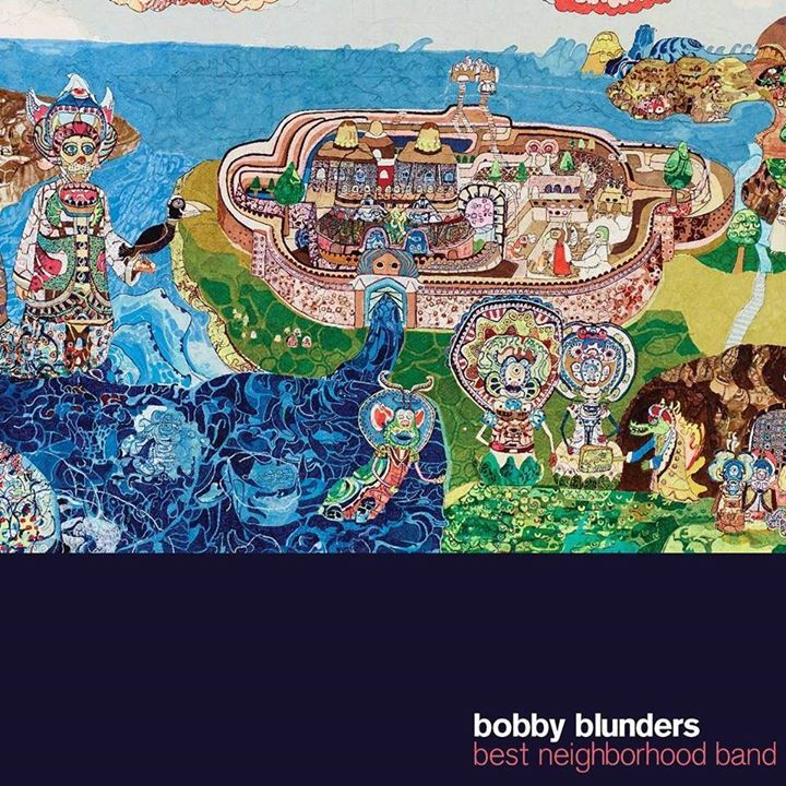 bobby blunders Tour Dates