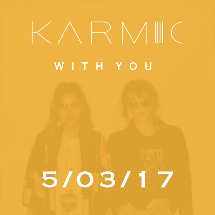 Karmic Tour Dates