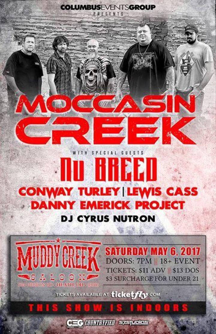 Moccasin Creek @ Muddy Creek Saloon - Heath, OH
