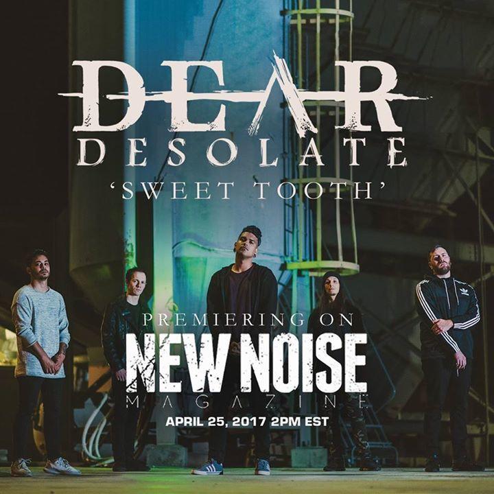 Dear Desolate Tour Dates