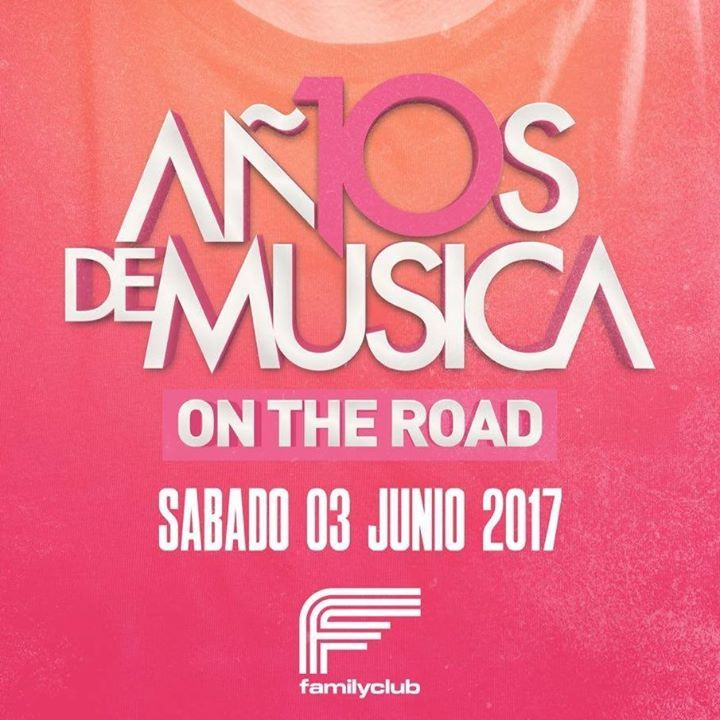 Abel Ramos Tour Dates