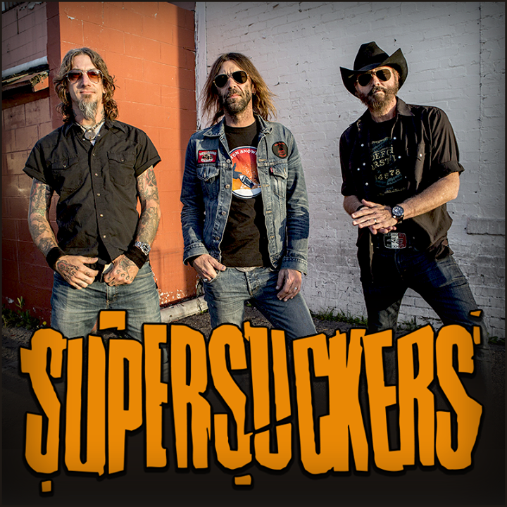 Supersuckers @ Totara Street - Tauranga, New Zealand