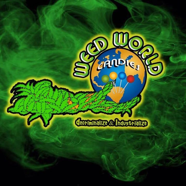 Weed World Candies Tour Dates