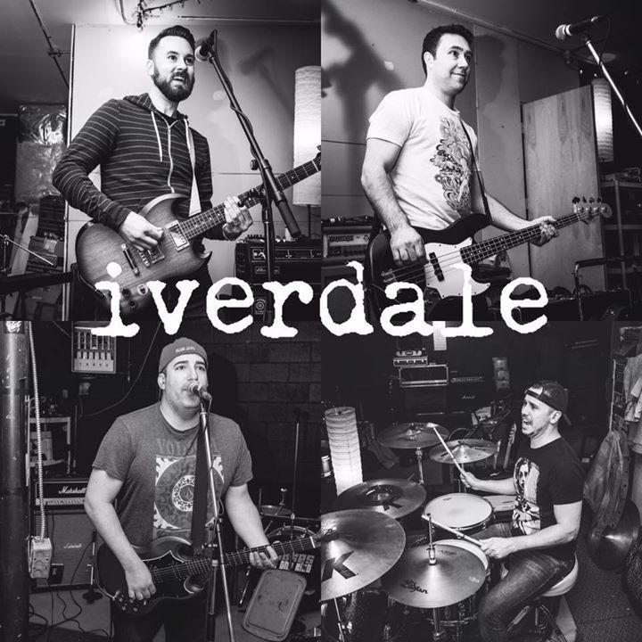 Iverdale Tour Dates