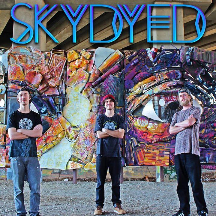 Skydyed Tour Dates