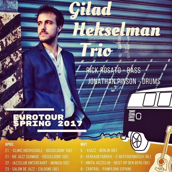 Gilad Hekselman Tour Dates
