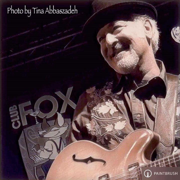 AJ Crawdaddy @ CLUB FOX - Redwood City, CA