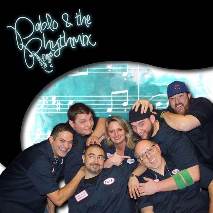 Pablo & the Rhythmix Tour Dates