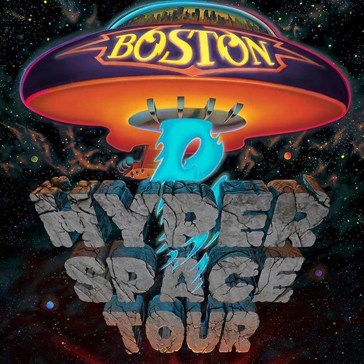 Boston Tour Dates
