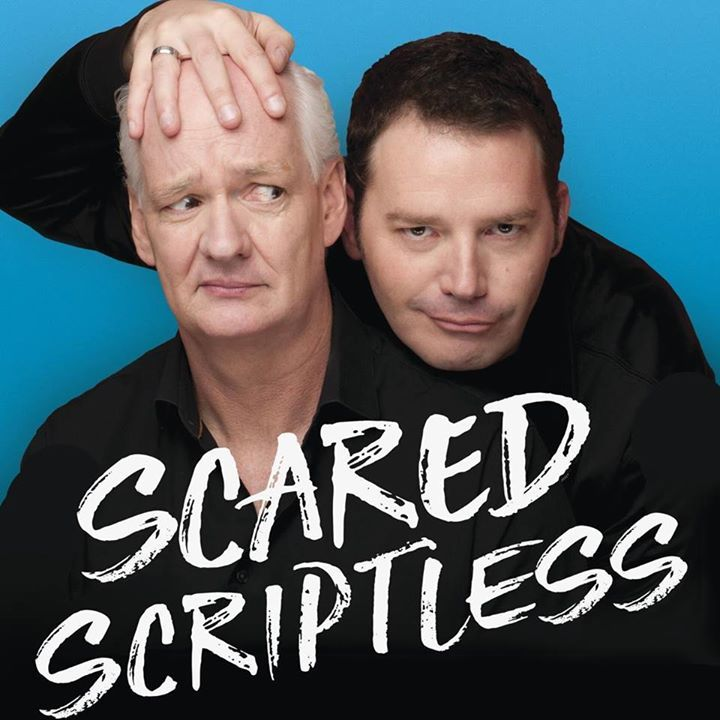 Colin Mochrie & Brad Sherwood @ King Center of the Performing Arts - Melbourne, FL