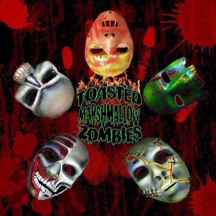 Toasted Marshmallow Zombies Tour Dates