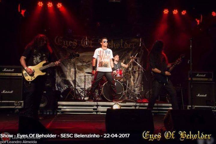 Eyes of Beholder Tour Dates