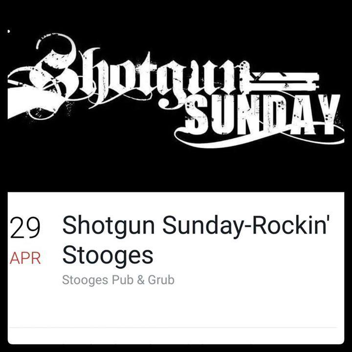 Shotgun Sunday Tour Dates