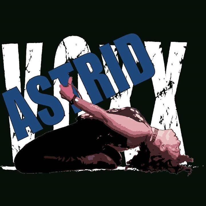 Astridvoxx Band Tour Dates