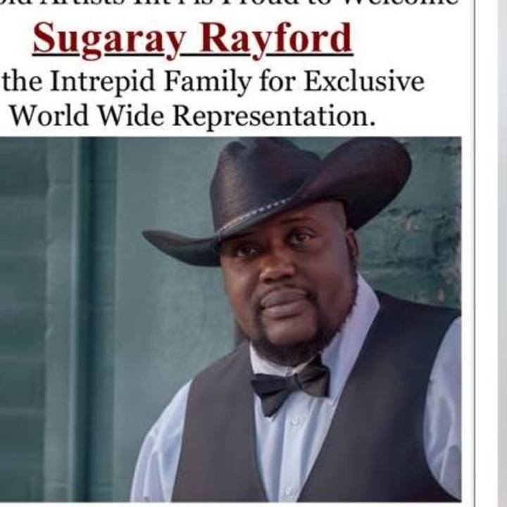Sugaray Rayford Band Tour Dates