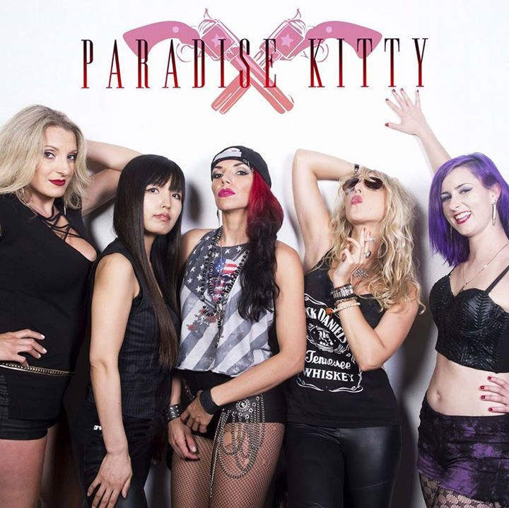Paradise Kitty - Gn'R Tribute Tour Dates