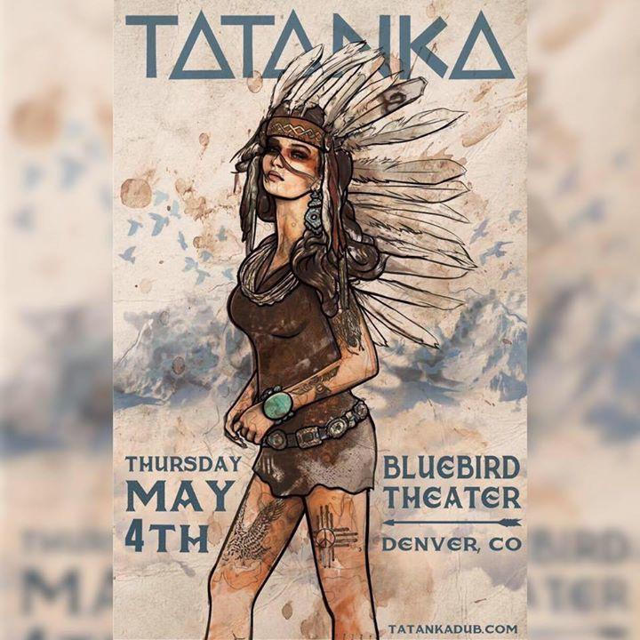 Tatanka @ Cervantes Masterpiece Ballroom - Denver, CO