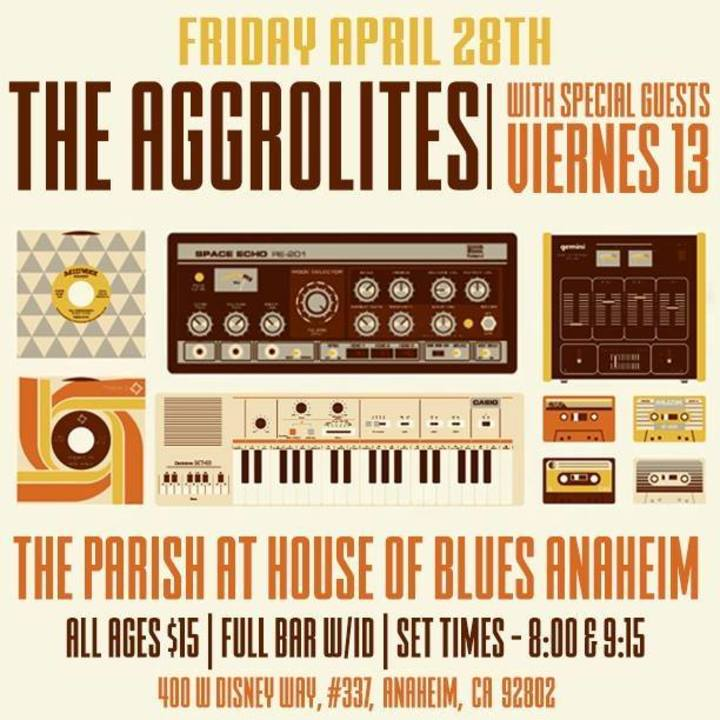 The Aggrolites @ 191 Toole - Tucson, AZ