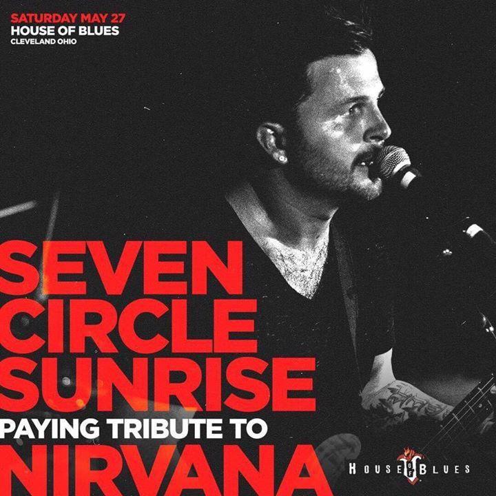 Seven Circle Sunrise Tour Dates