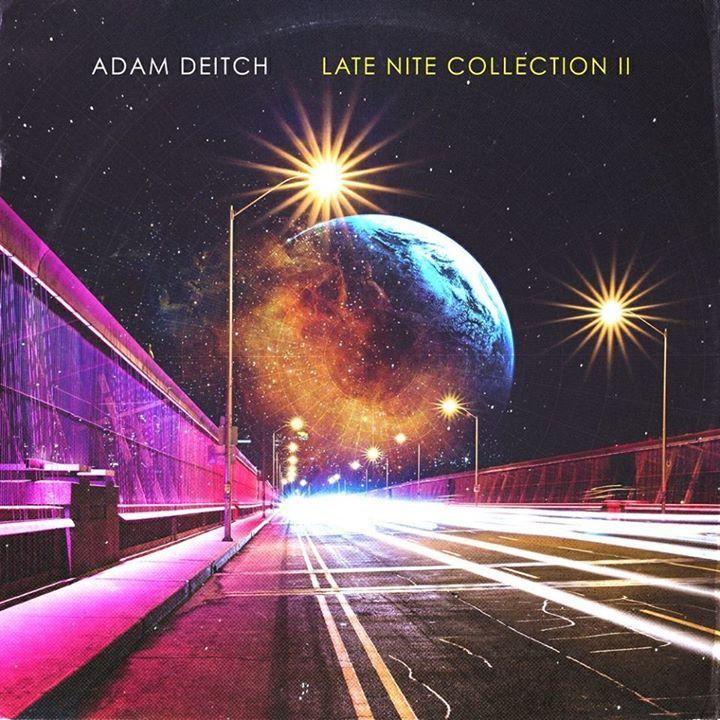Adam Deitch Tour Dates