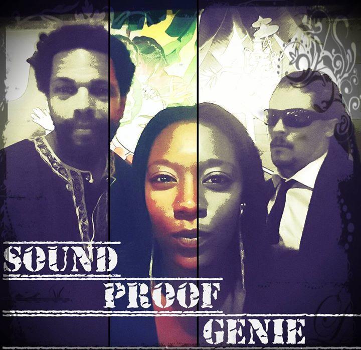 SoundProof Genie Tour Dates